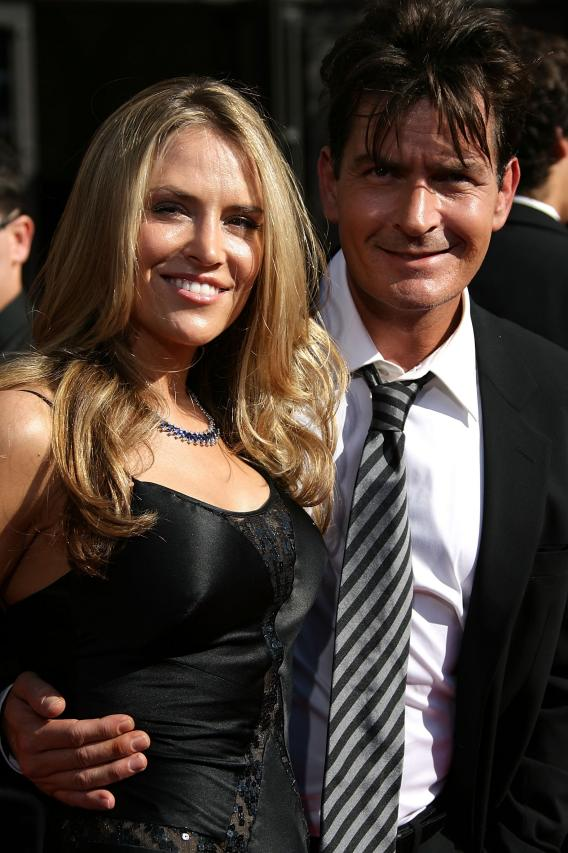 Charlie Sheen to Take His Next Ex-Wife