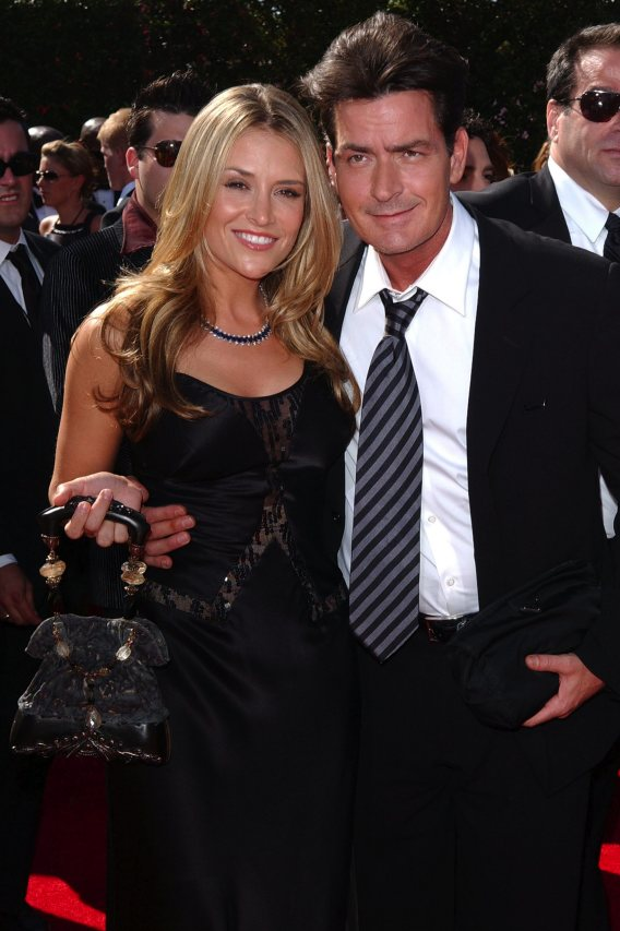 Charlie Sheen Takes Bride Number Three