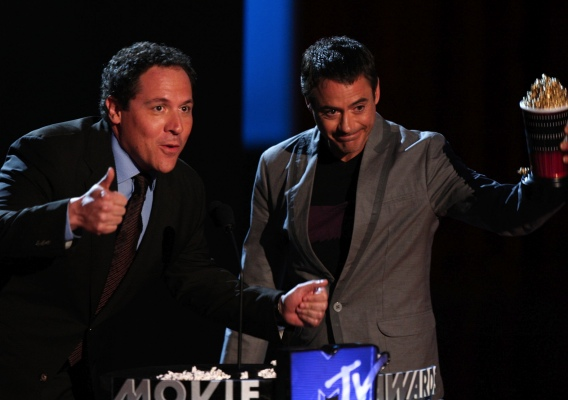 MTV Movie Awards: Smoky but Successful