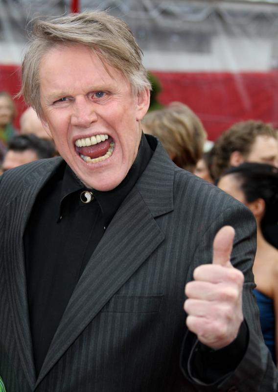 Gary Busey Checks in to 'Celebrity Rehab'—as a Counselor