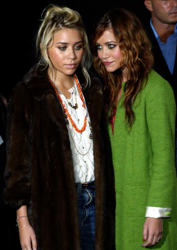 PETA Lets the Fur Fly with Olsen Twins Campaign