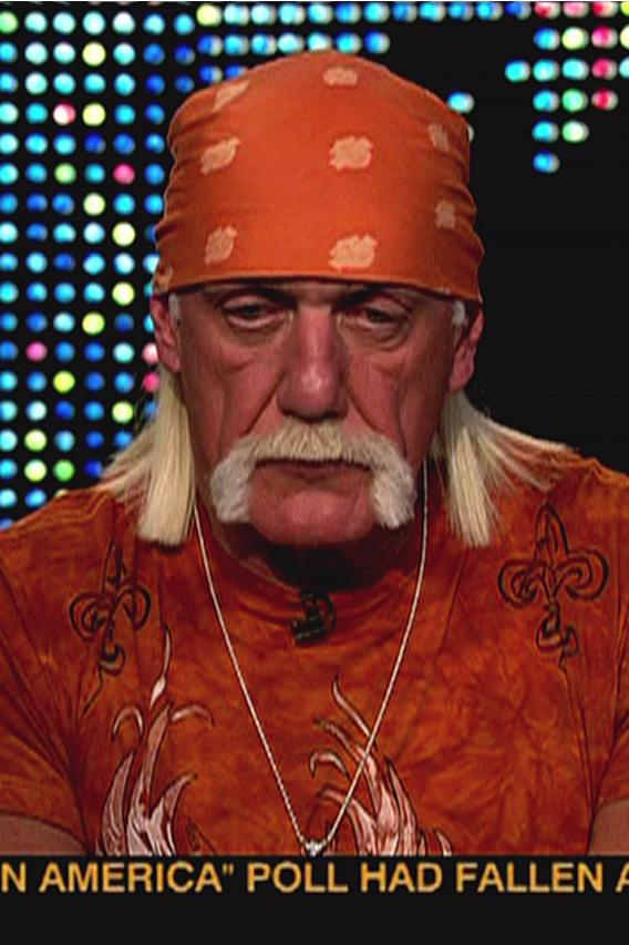 The Twisted World According to Hulk Hogan