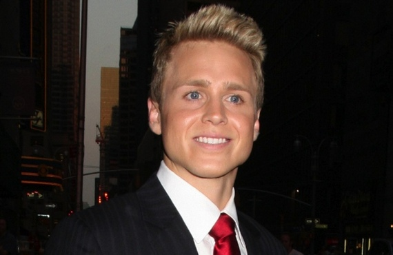 Spencer Pratt Called Out by David Letterman
