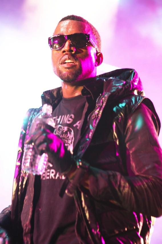 Kanye West Gets Blasted at Bonnaroo