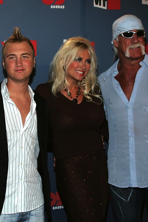 Hulk Hogan's Unattractive Family Under Attack