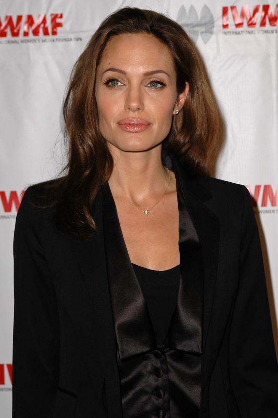 Angelina Jolie's Video for World Refugee Day