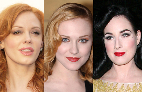 Ghostly Pics: Top 11 Celebrity Pale-Faces