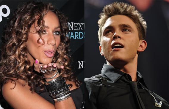 Jesse McCartney vs. Leona Lewis: The Video Battle!