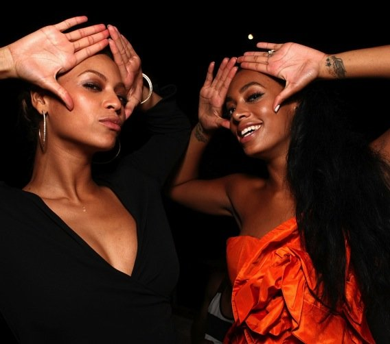 Beyonce Helps Sister Solange Celebrate Her Own B-Day