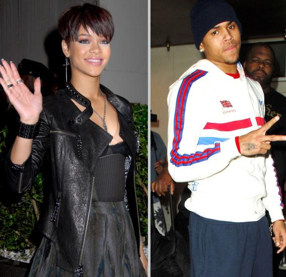 Chris Brown's Mom Makes With the Matchmaking