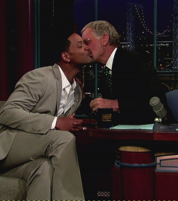 Will Smith Gets Fresh with David Letterman