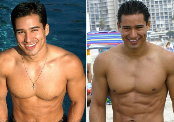 Mario Lopez Gets Something Off His Chest