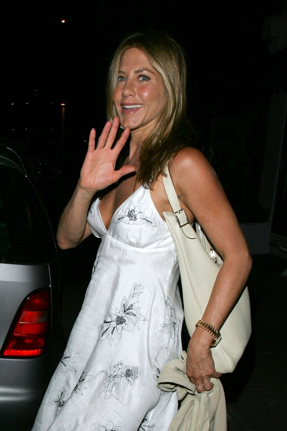Jennifer Aniston's Extreme Makeover?