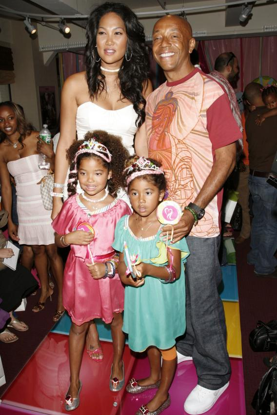 Kimora Lee Simmons Is One Well-Paid Mother