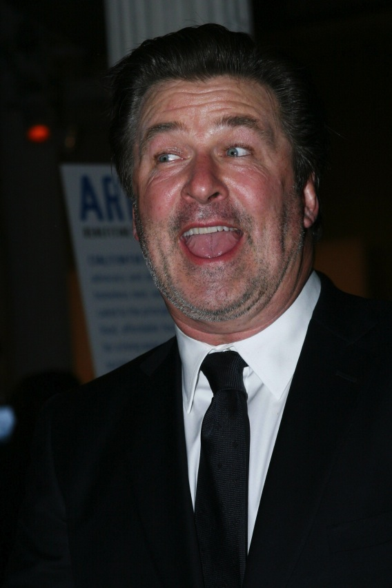 Happy Rude, Thoughtless Little Birthday, Alec Baldwin