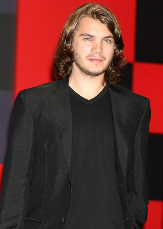 Emile Hirsch Is a Model of Manhood