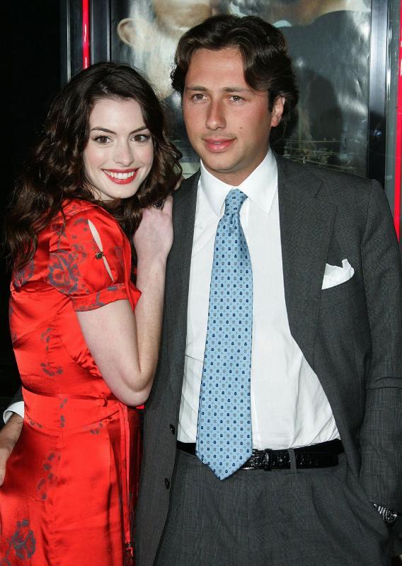 Did Anne Hathaway Tattle on Her Playboy Ex?