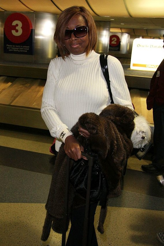 Star Jones Grew Tired of Hubby's Baggage