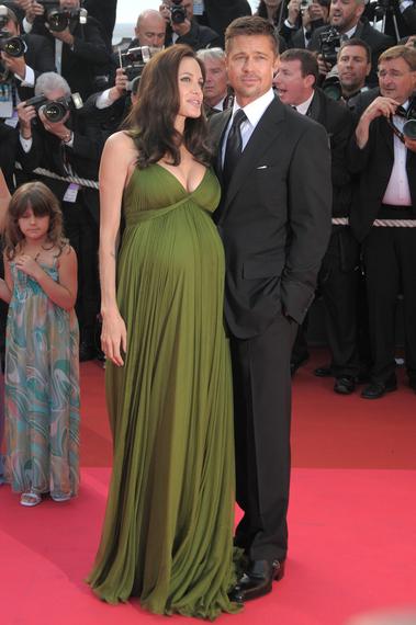 Did Angelina Jolie Really Give Birth?