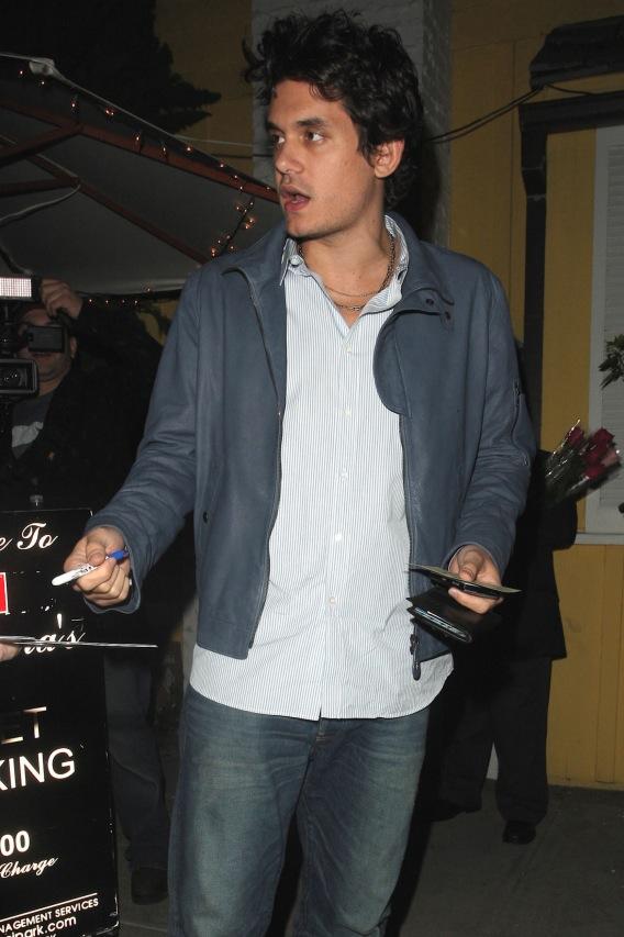 John Mayer So Did It with Perez Hilton!