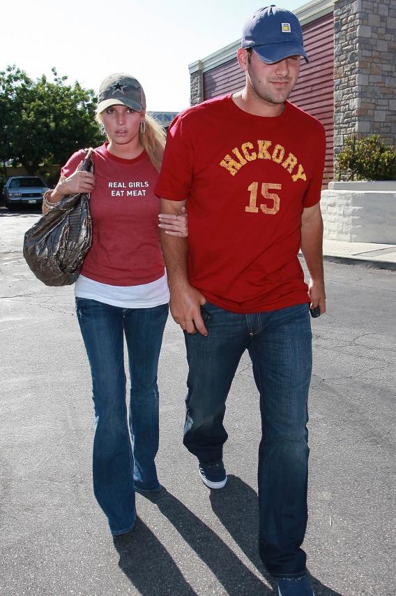 Jessica Simpson Meets the Parents