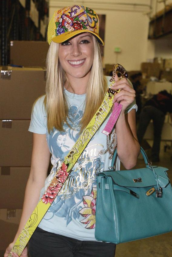 Heidi Montag Has One More Drink