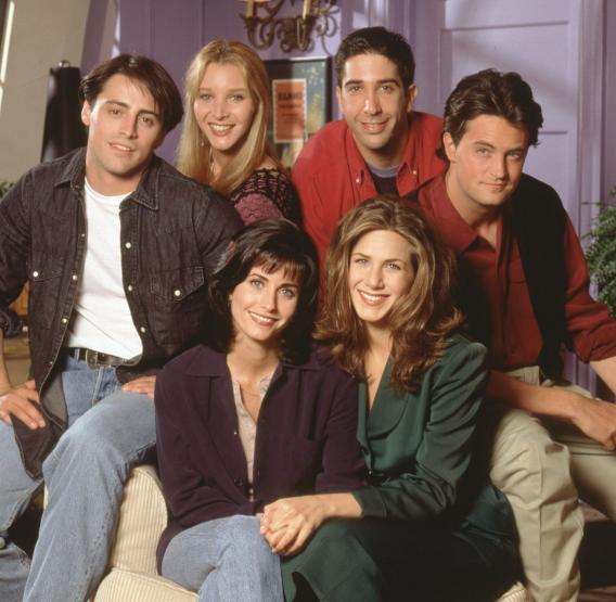 'Friends' Movie in the Works