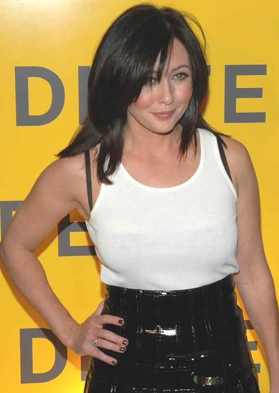 Shannen Doherty's Not Saying No to '90210'