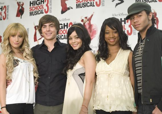 'High School Musical': Packing for College?