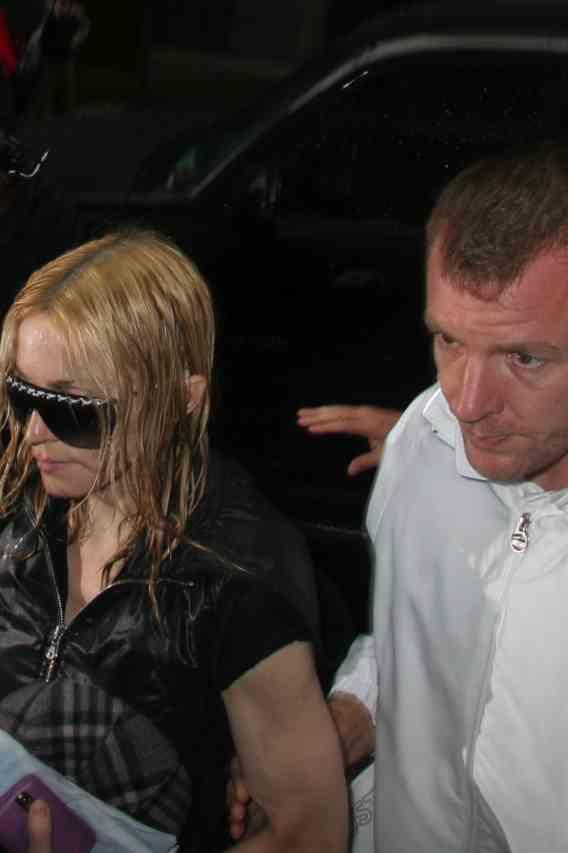 Madonna Denies, Denies, Denies Affair