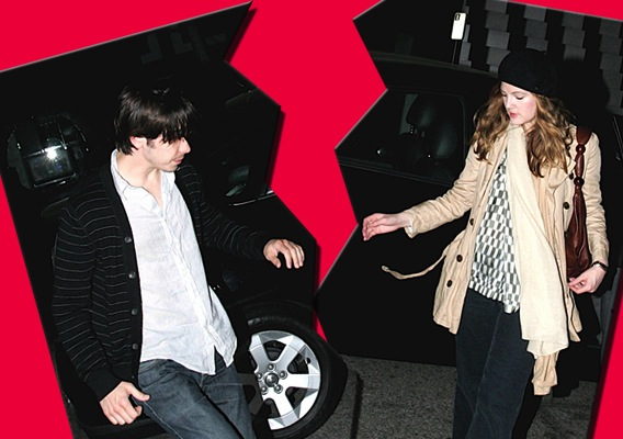 Drew Barrymore Cuts It Short With Justin Long