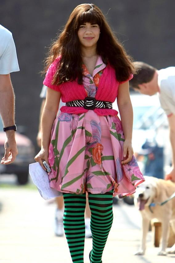 America Ferrera Puts the 'Ugh' in 'Ugly Betty'