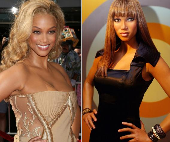 Tyra Banks Gets an All-Over Wax Job
