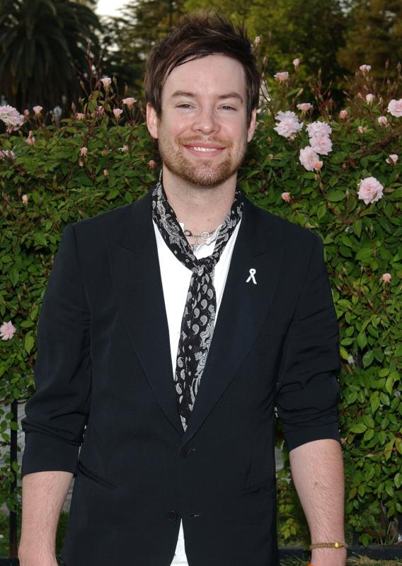 David Cook Is One Skecher Mofo