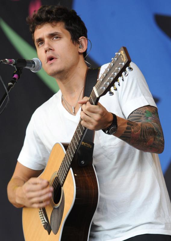 One John Mayer Fan's Body Was a Wonderland-photo