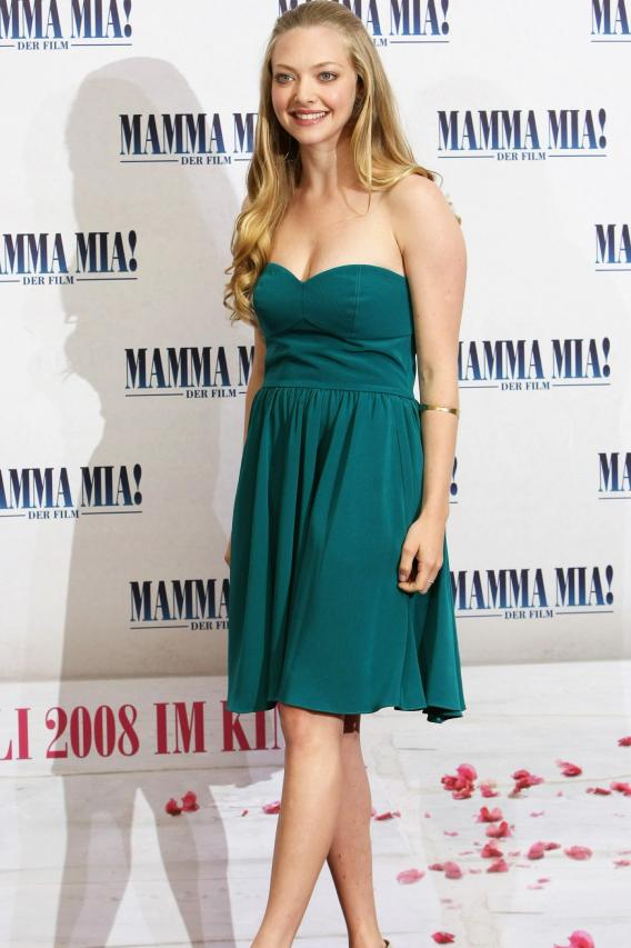 Amanda Seyfried: 'Big Love' For 'Mamma Mia!'