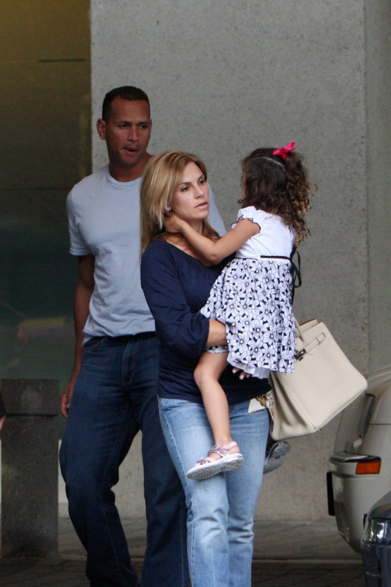 Family Face-Off: A-Rod vs. Madonna