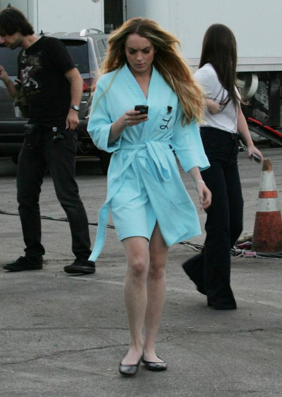 Judge Gives Lindsay Lohan an 'A' For Progress