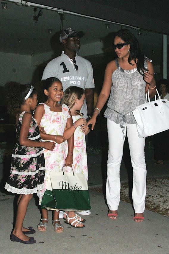 No Baby Phat for Kimora Lee Simmons' Kids