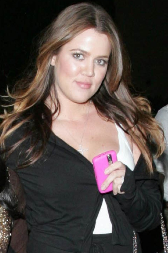 Khloe Kardashian: Kaboom In the Klink?