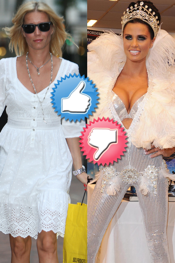 Cute Looks vs. Huh? Looks
