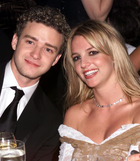 Justin Timberlake and Britney Spears Reunite!