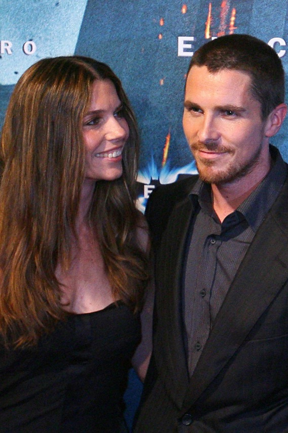 Christian Bale: Out of the Slammer, Onto the Red Carpet