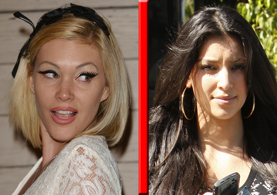 Kim Kardashian vs. Shanna Moakler: Cat Fight!