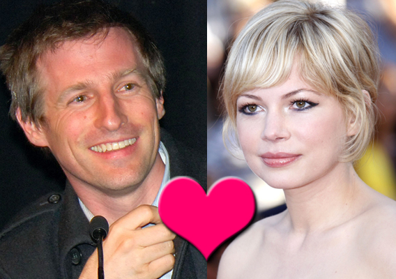Michelle Williams and Spike Jonze, Sitting in a Tree…
