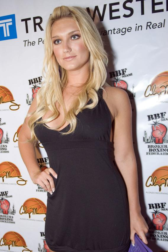 Brooke Hogan Sorry for Being Fake