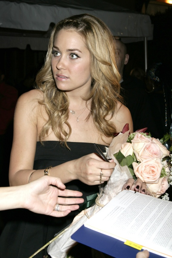 Lauren Conrad: The Empress Designs No Clothes