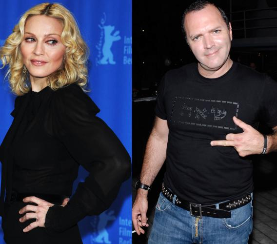 Madonna: Ghost Writer?