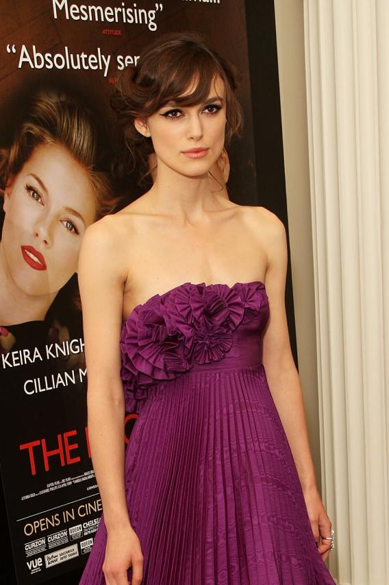 """Keira Knightley: """"No One Makes a Boob Out of Me!"""""""