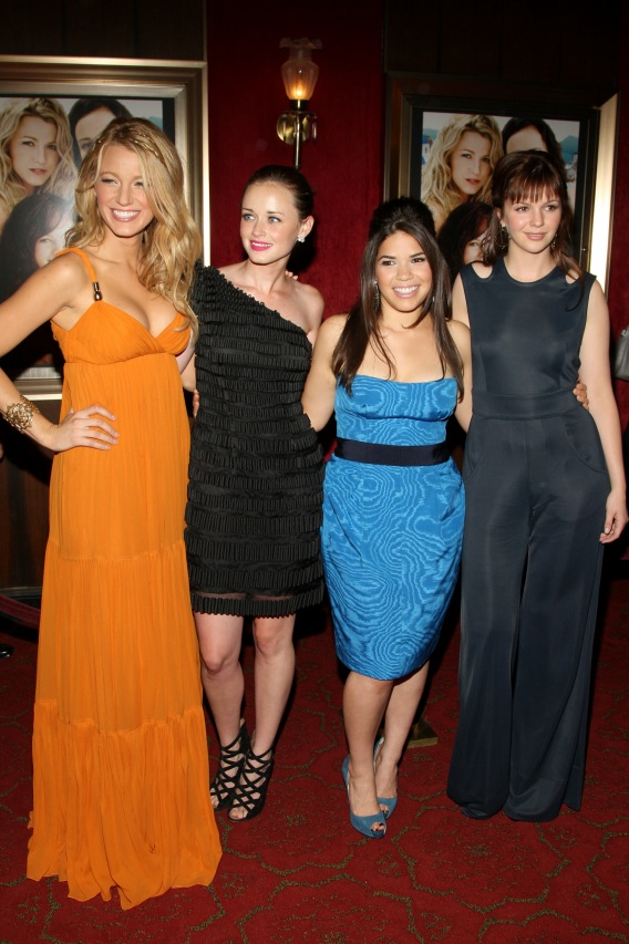 'The Sisterhood of the Traveling Pants' Returns